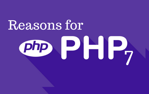 Reasons why you should get into PHP 7